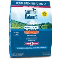 Phillips Feed & Pet Supply Natural Balance Ultra Premium Small Breed Dog Food
