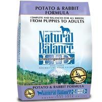 Phillips Feed & Pet Supply Natural Balance LID Rabbit Dry Dog Food 12LB