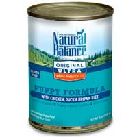Phillips Feed & Pet Supply Natural Balance Whole Body Can Puppy Food