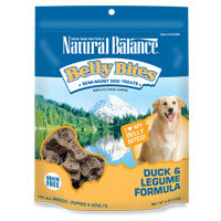Phillips Feed & Pet Supply Natural Balance Belly Bites Dog Treat Duck