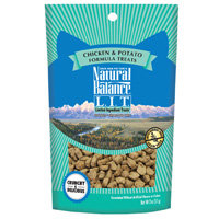 Natural Balance LIT Cat Treat Chicken