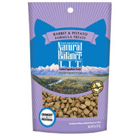 Natural Balance LIT Cat Treat Rabbit