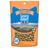 Natural Balance LIT Cat Treat Salmon