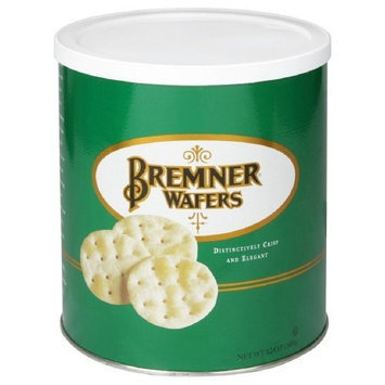 Bremner Wafers Original Tin, 12-Ounce