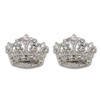 Sassy Clips Royal Crown Clips For Your Flips
