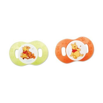 The First Years 2 Pack Winnie The Pooh Infant Pacifier
