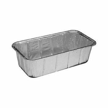 HANDI-FOIL Aluminum Baking Loaf Pan 2 lbs - 200/Case