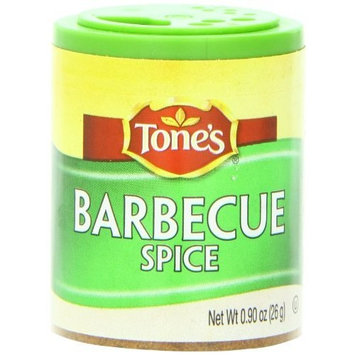 Tone's Mini's Barbecue Spice, 0.90 Ounce (Pack of 6)