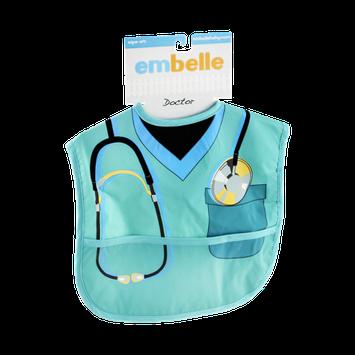 Embelle Wipe-Off Bib Doctor