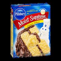 Pillsbury Moist Supreme Cake Mix Classic Yellow