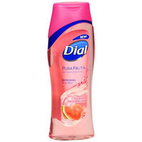 Dial Pura Fruta Refreshing Body Wash Guava & Watermelon