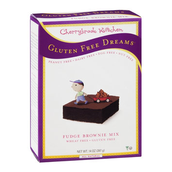 Cherrybrook Kitchen Gluten Free Dreams Fudge Brownie Mix