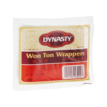 Dynasty Wrappers Won Ton