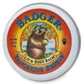 BADGER® Lip and Body Balm Tangerine Breeze