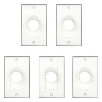 Theater Solutions Dial Volume Control - Volume Control - White