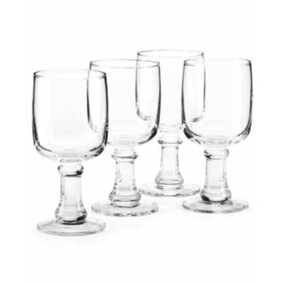 Dansk Suvi Set of 4 Red Wine Glasses