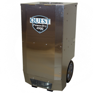 Quest 700824 PowerDry 4000 Pro Dehumidifier