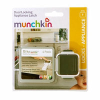 Munchkin XTRA GUARD Dual Locking Appliance Latch