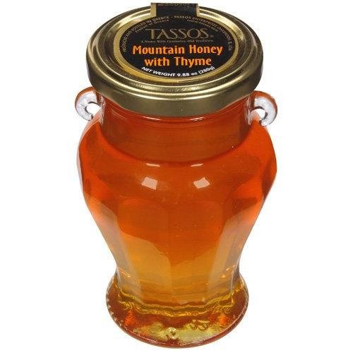 Tassos: Mountain Honey With Thyme, 9.88 oz