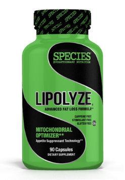Species Nutrition - Lipolyze Advanced Fat Loss Formula - 90 Capsules