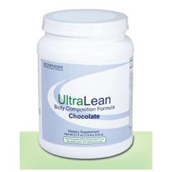 BioGenesis Nutraceuticals - UltraLean Body Composition Formula Chocolate - 1.4 lbs.