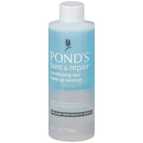 Pondu0026#39;s Bare U0026 Repair Conditioning Eye Make-Up Remover 4oz. Reviews