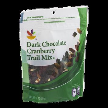 Ahold Trail Mix Dark Chocolate Cranberry