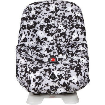 Bumble Bags Toddler Car Seat Cover, Evening Bloom (Discontinued by Manufacturer)