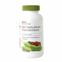 GNC Natural Brand Soy Isoflavone Concentrate with Cranberry
