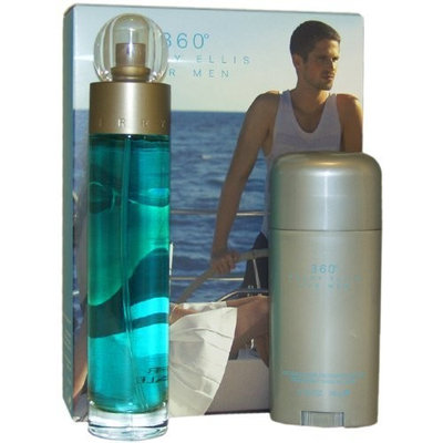 360 Men Eau-de-toilette Spray, Alcohol Free Deodorant Stick by Perry Ellis