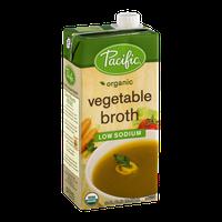 Pacific Organic Low Sodium Vegetable Broth