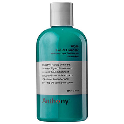 Anthony Algae Facial Cleanser 8 oz