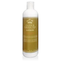 Nubian Heritage Olive Butter & Green Tea Lotion