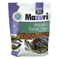 Mazuri Aquatic Turtle Diet, 12 oz. ()