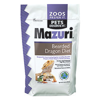 Mazuri Bearded Dragon Diet, 8 oz. ()