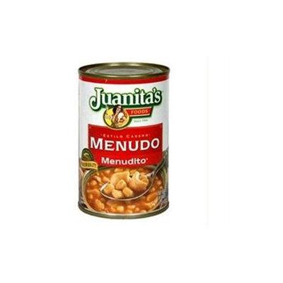 Juanita's Foods Juanitas Foods B79195 Juanitas Menudo -12x15oz