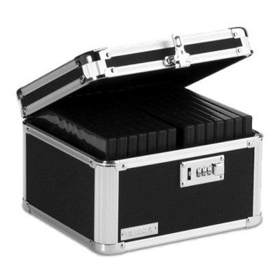 Vaultz Black DVD and Game Lock Box