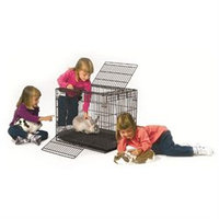 Midwest Metal Products Co. Midwest Container - Wabbitat Rabbit Cage 25 X 19 X 20