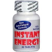 A. F. Distribution Yerba Mate Extra Strength Instant Energy 1000 mg 30 Tablets