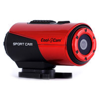 ION iON America Cool i Cam S3000 Action Camcorder with 720p HD Video, 5 Megapixel Photos and Waterproofing