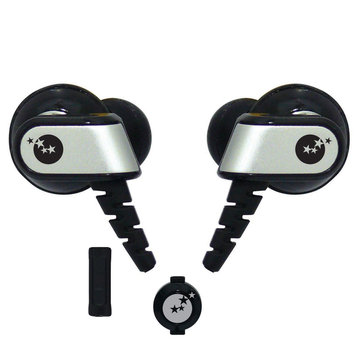 David Shaw Silverware Na Ltd Able Planet Sound Clarity Sound Isolation Earphones SI550 w/Microphone - David Shaw Silverware NA LTD