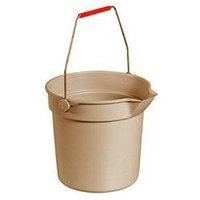 RUBBERMAID 2963TP, BISQUE 11 qt. NEAT N TIDY, Case of 6