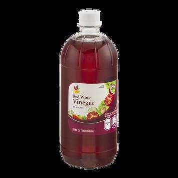 Ahold Red Wine Vinegar 32 FL OZ