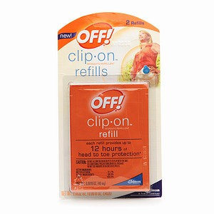 OFF! Clip On Mosquito Protection Refills