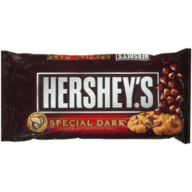 Hershey's Special Dark Mildly Sweet Chocolate Chips