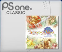 Sony Computer Entertainment Legend of Mana - PSone Classic DLC