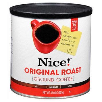 Nice! Ground Coffee