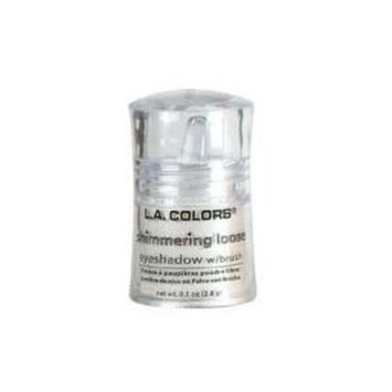 L'Oréal Paris L. A. Colors Expressions Shimmering Loose Eyeshadow