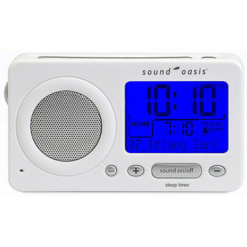 Sound Oasis Travel Sleep Sound Therapy System