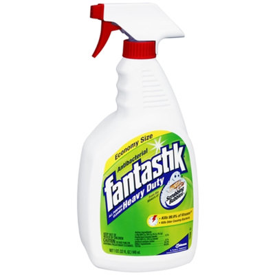 Fantastik Antibacterial Heavy Duty All Purpose Cleaner